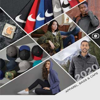 Apparel Bags and Caps Catalog