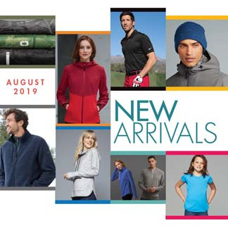 New Arrivals Catalog