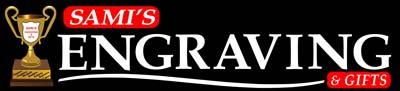 Company Logo Sami's Engraving & Gifts