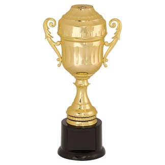 Gold Plastic Cup